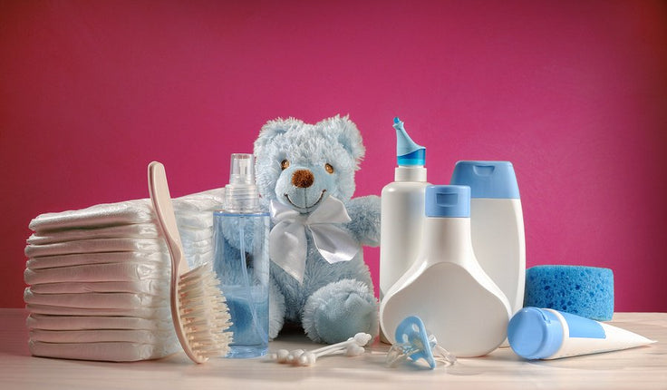 Guest Blog Post for Healthy Child Healthy World: Baby Care Products: Always Read the Label