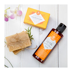 Hair Revitalising Shampoo Bar & Conditioner Bundle for Thinning Hair