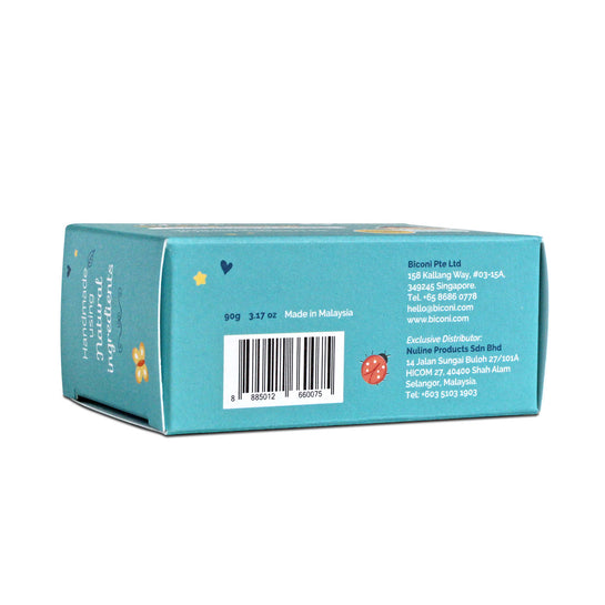 Natural & Gentle Baby Soap - Biconi