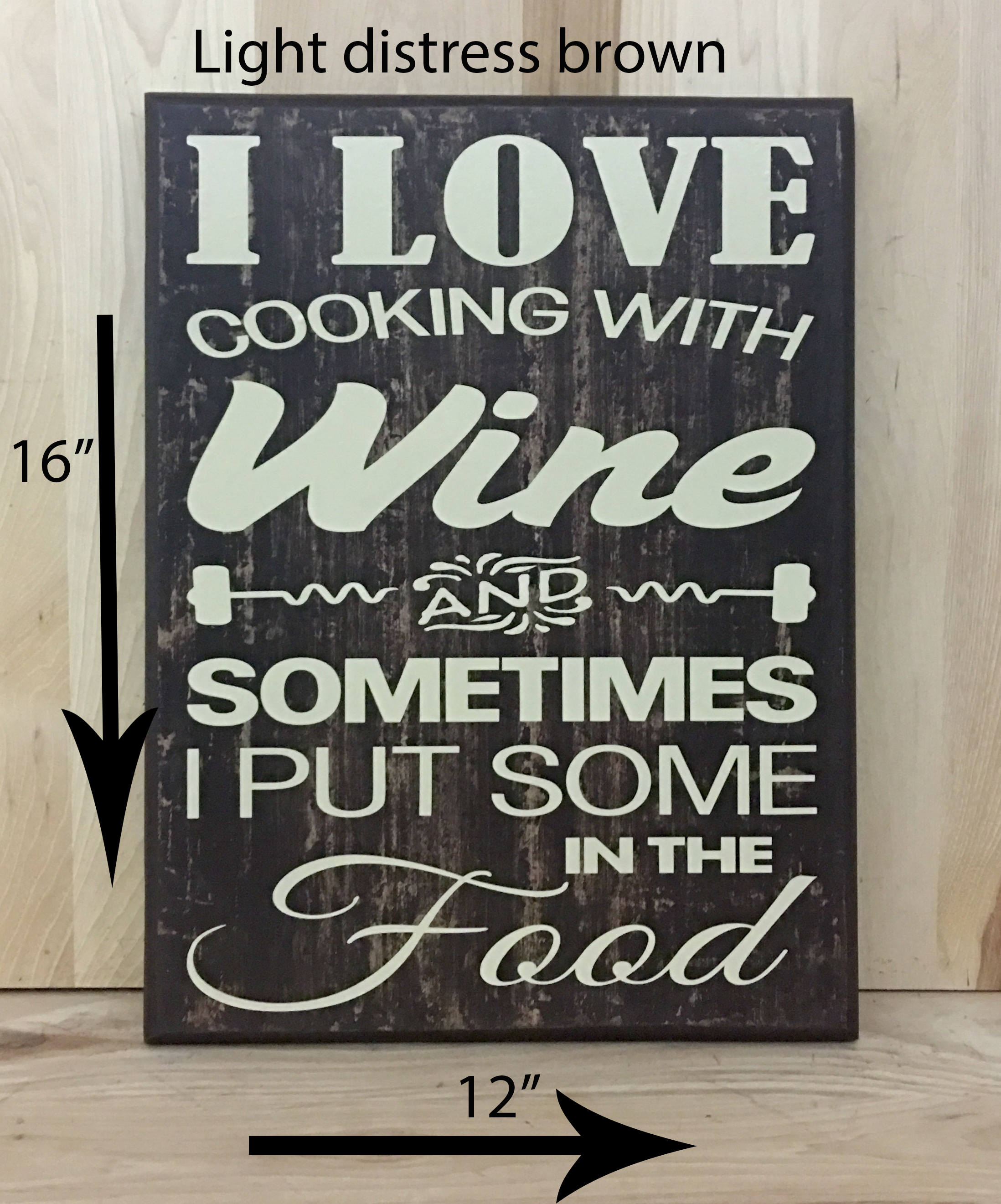 Wine Wooden Sign Kitchen Wall Decor Kitchen Wood Sign Crafting With My Chis