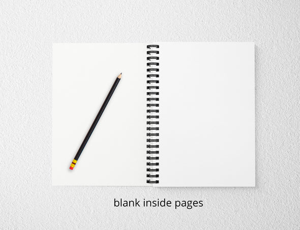 blank inside notebook pages