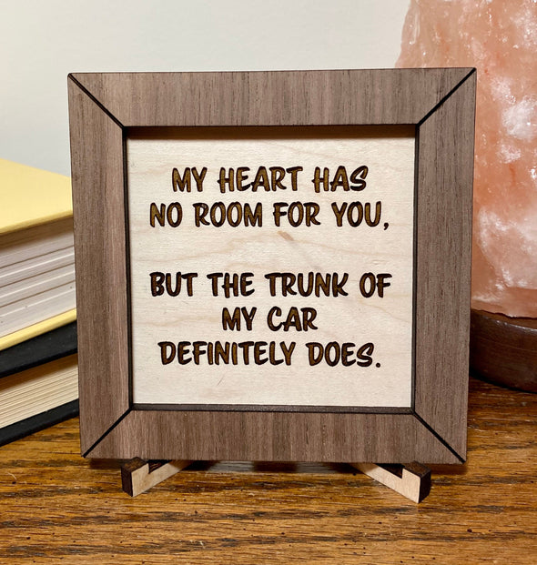 Funny wood sign, snarky sign, wood sign funny, funny sign