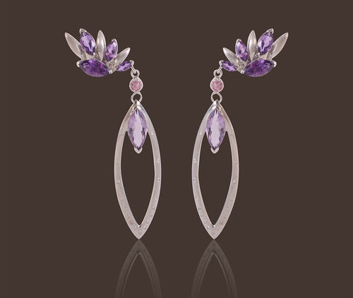 Diva Drop Earrings