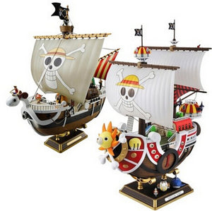 Going Merry + Thousand Sunny (28cm)