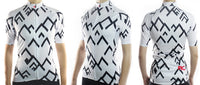 maillot cyclisme vélo femme blanc face dos profil boutique eshop start-to-train