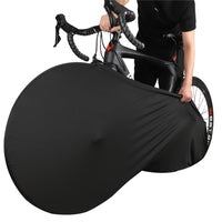 Housse noire protection pour vélo cycling cover fashion VTT vélo course route qualité shop Start2Train Start to Train S2T