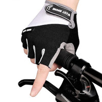 paire de gants crossfit vélo cyclisme protection gel main shop Start to Train strat-to-train