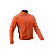 veste coupe-vent réfléchissante vélo orange biais boutique eshop start-to-train