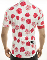 Maillot cyclisme manches courtes homme