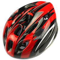 casque vélo protection cyclisme rouge noir boutique shop Start-to-Train pas cher