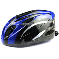 casque vélo protection cyclisme bleu noir photo profil boutique shop Start to Train pas cher
