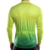 maillot jaune +maillot vert +maillot hiver +maillot manche longue +tenue cyclisme
