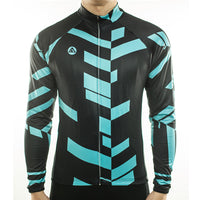 maillot manche longue maillot velo tenue cyclisme equipement velo start-to-train