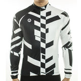 maillot manche longue maillot velo tenue cyclisme equipement velo