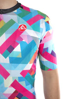 maillot cyclisme hommes maillot velo original pas cher qualité cycling jersey Pro Fit homme manches courtes été printemps coloré multicolor shop start-to-train Start2Train