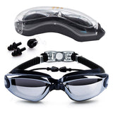 Lunettes de natation antibuée antifog anti buée boutique start2train eshop start-to-train