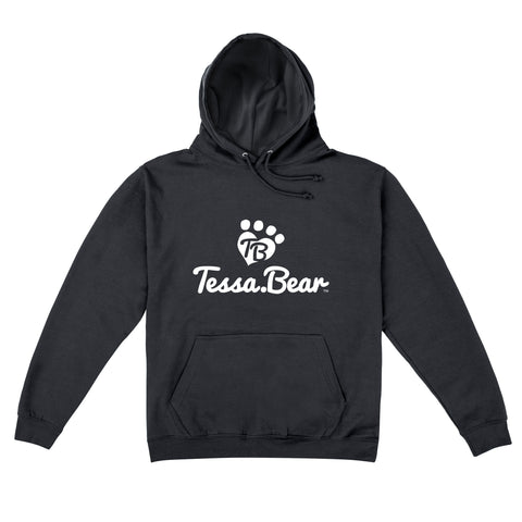 Bear Fam Hoodie ADULT - White Logo  - Various Colours