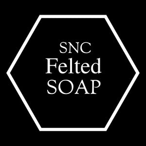 hand felted natural soaps made in canada