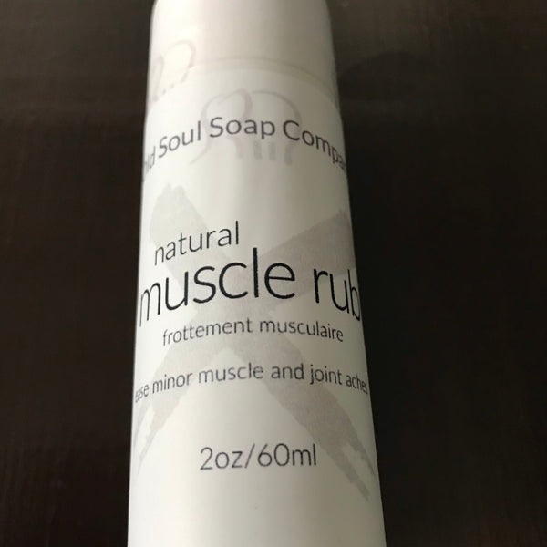 ease minor muscle and joint aches with natural muscle rub made in canada