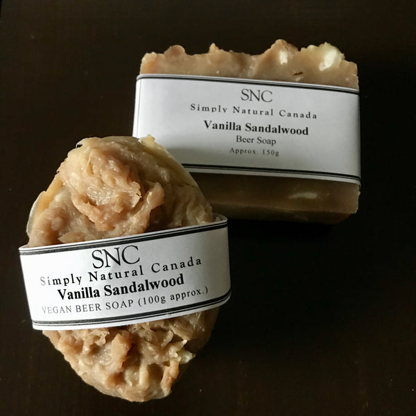 buy handcrafted beer soap in canada