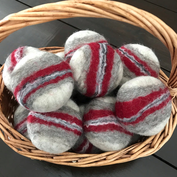 Canadian Felted Soap