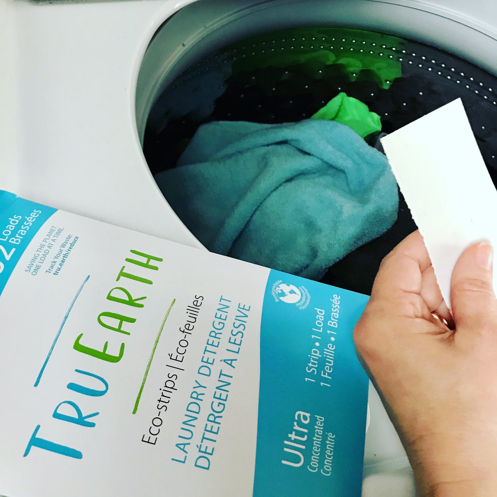 Tru Earth Eco Strips Laundry Detergent Simply Natural Canada
