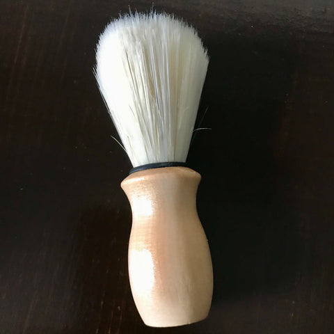 boar bristle brush for shaving soap