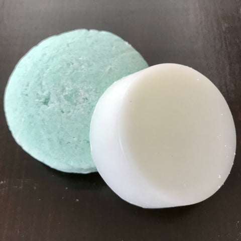be clear bottle none shampoo conditioner bar for deep clean or oily scalp made in canada