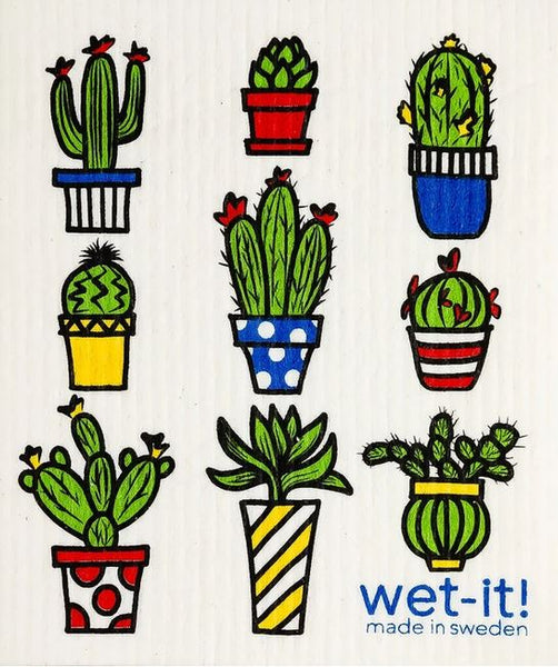 buy cactus pots  wet it swedish dishcloth in canada