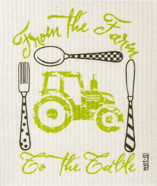 by farm to table wet it swedish dishcloth in canada