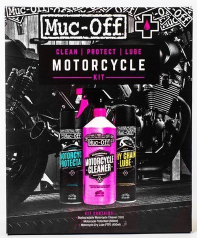 Clean, protect & lube kit Muc-off