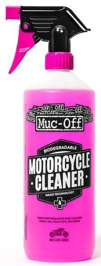 Nano tech motorcycle cleaner 1L