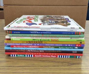 Assorted Children's Christmas Books