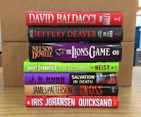 Crime and Mystery Hardcover Mixed Storybag