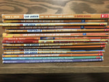 CAM JANSEN ~ Assorted Lot of 8 books By David Adler ~ Free Shipping Random Lot