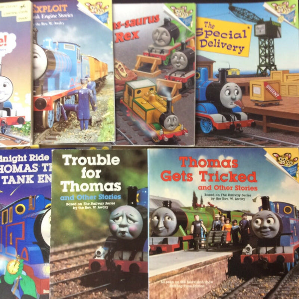 Lot of 10 Thomas The Tank Engine & Friends Children ToddLer  Picture RANDOM MIX