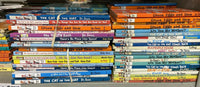 "10-PACK! Lot of Books By Dr. Seuss Hardcover Set 6""x9"" RANDOM Collection"