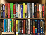 Lot of 10  Suspense Thriller Espionage Mystery Paperback Random Mix