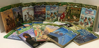 Lot of 10 Magic Tree House Home School Children's Chapters Books Adventure