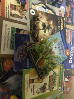 Lot of 10 Level 3 4 5~RL~Ready to-I Can Read-Step into Reading-Learn Books MIX