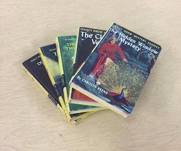 Assorted Nancy Drew (Vintage)