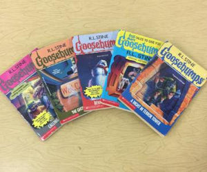 Assorted Goosebumps