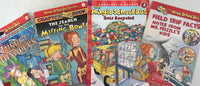 The Magic School Bus Books — Mixed Box of 5