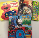 Electronic & Interactive Board Books (Ages 0-3)