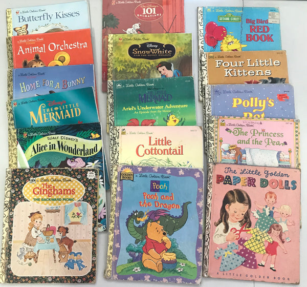 Little Golden Books — Mixed Box
