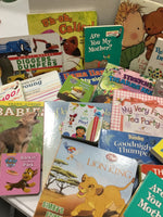Baby Board Books — Mixed Titles (Ages 0-3)