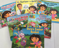 Dora the Explorer and Diego Books — Mixed Box
