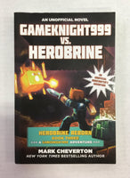 Minecraft Novel Set Gameknight999