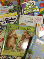 Christian Kids Books — Mixed Box (Grades K-3)