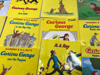 Curious George Books — Mixed Box